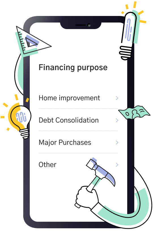 With multiple ways to borrow and invest, you can save and grow your money the way you want to.